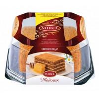 Торт Мирель Медовик со сметанным кремом 550г