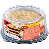 Торт Мирель крем-брюле 750г