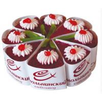 Торт Смольнинский ХлЗ в лес по ягоды 500г