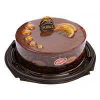 Торт Мирель шоколадный апельсин 850г