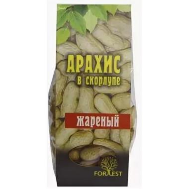 Арахис Форест жареный н/о 150г