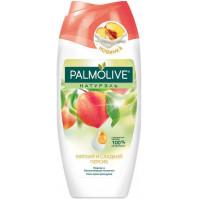 Гель-крем для душа Палмолив Натурэль мягкий и сладкий персик 250мл