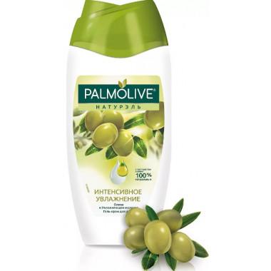 Гель-крем для душа Палмолив с оливковым молочком 250мл