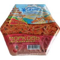 Салат Хрустальная Снежинка морковь по-корейски острая 150г