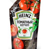 Кетчуп Хайнц томатный 350г п/у