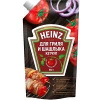 Кетчуп Хайнц для гриля и шашлыка 350г п/у
