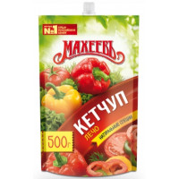 Кетчуп Махеев лечо 500г м/у