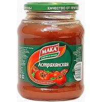 Паста томатная Мака астраханская 460г ст/б