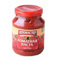Паста томатная Кухмастер 270г ст/б