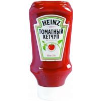 Кетчуп Хайнц томатный 570г перевертыш