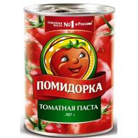 Паста томатная Помидорка 380г ж/б