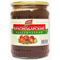 Соус Мака краснодарский классический 470г ст/б
