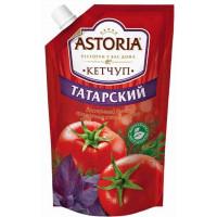 Кетчуп Астория татарский 330г дой-пак