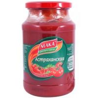 Паста томатная Мака астраханская 850г ст/б