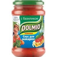 Соус Долмио для макарон с базиликом 350г