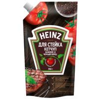 Кетчуп Хайнц для стейка 350г дой-пак
