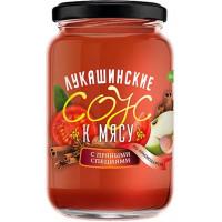 Соус Лукашинские к мясу по-краснодарски с пряными специями 365г