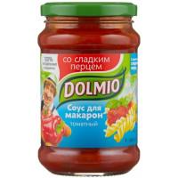 Соус Долмио для макарон со сладким перцем 350г