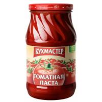 Паста томатная Кухмастер 480г ст/б
