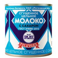 Молоко Рогачевский мк сгущенное цельное 8,5% 380г