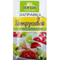 Заправка Сэн Сой для салатов цитрусовая 40мл