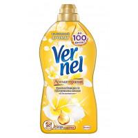 Кондиционер Вернель Арома для белья ваниль и цитрус концентрат 1,82л