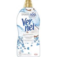 Кондиционер Вернель для белья ароматерапия кокосовая вода и минералы 1,82л