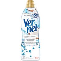 Кондиционер Вернель для белья Ароматерапия Кокосовая вода и минералы 910мл