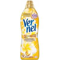 Кондиционер Вернель для белья цветок ванили-цитрусовое масло 910мл