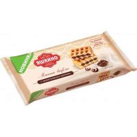 Вафли Яшкино мягкие с шоколадным кремом 120г