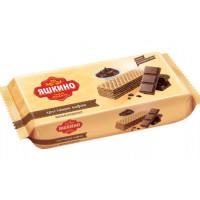 Вафли Яшкинские вафли с шоколадной начинкой 300г