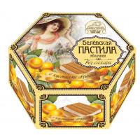Пастила Белевская с кусочками абрикоса 150г