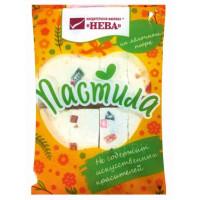 Пастила Нева Ванильная с ароматом ванили и кусочками мармелада 220г