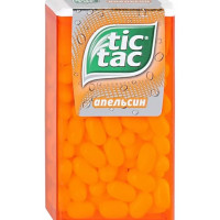 Драже Тик Так апельсин 49г