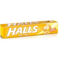 Леденцы Холлс мед с лимоном 24,5г