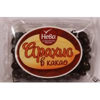 Драже Нева арахис в какао-порошке 150г