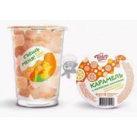 Карамель Тамбовская КФ Желейная апельсиновый йогурт в сахаре 330г
