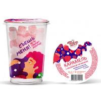 Карамель Тамбовская КФ Желейная клубничный йогурт в сахаре 330г