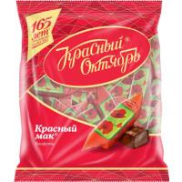 Конфеты Красный Октябрь красный мак 250г