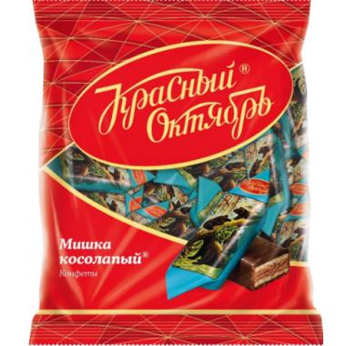 Конфеты Красный Октябрь мишка косолапый 200г