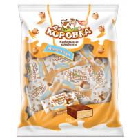 Конфеты РотФронт коровка молочная вафельные 250гр