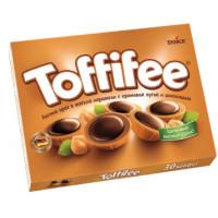Конфеты Тоффифи лесной орех в карамели 250г