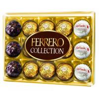 Конфеты Ферреро коллекция 172,2г