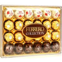 Конфеты Ферреро коллекция 269,4г