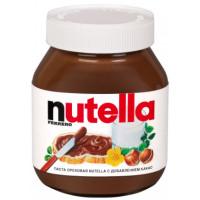 Паста Нутелла ореховая с добавлением какао 630г