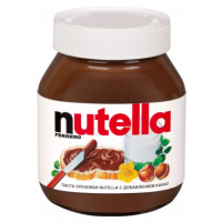 Паста Нутелла ореховая с какао 180г