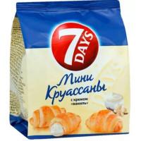 Круассаны Чипита 7 Дней мини ваниль 300г