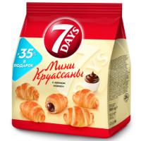 Круассаны Чипита 7 Дней мини какао 300г