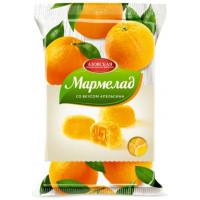 Мармелад Азовская КФ апельсин 300г