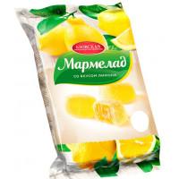 Мармелад Азовская Сочный лимон 300г